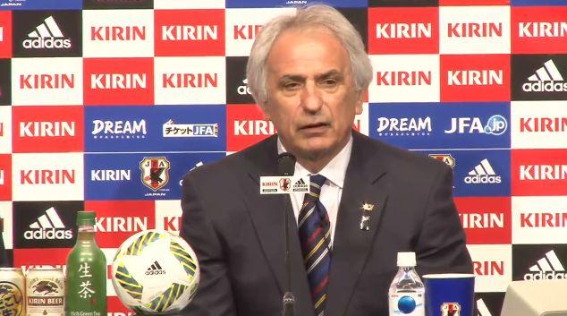 【速報】日本代表が6月のキリンカップサッカー2016に臨むメンバー発表 磐田MF小林祐希と川崎MF大島僚太が初選出