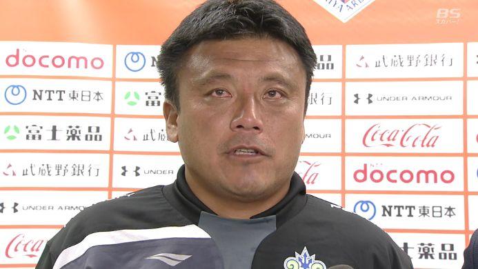 J2降格が決まった湘南ベルマーレ、曹貴裁監督が今季限りで辞任へ クラブは慰留の方針