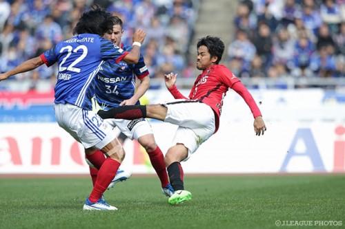 横浜f・マリノス 選手
