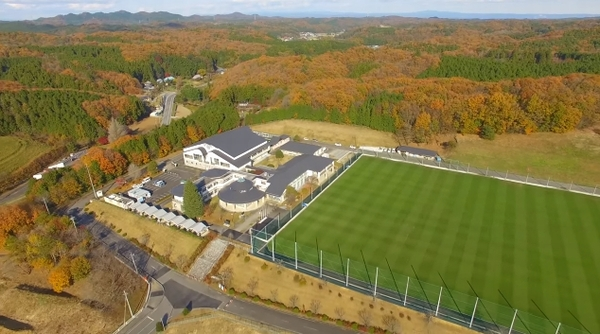 水戸ホーリーホックの新練習場は来月オープンへ 城里町議会が追加工事の議案を可決