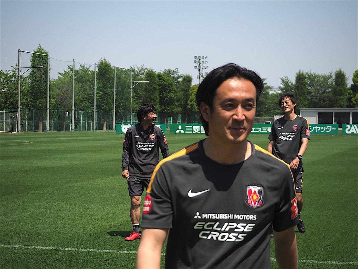 浦和レッズがオリヴェイラ監督体制のコーチングスタッフを発表 暫定監督を務めた大槻毅氏がヘッドコーチに就任