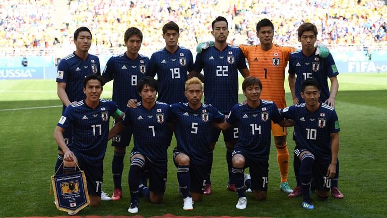 【ロシアW杯】日本代表は前半を終えて1-1 数的優位に立つもコロンビアに同点弾許す