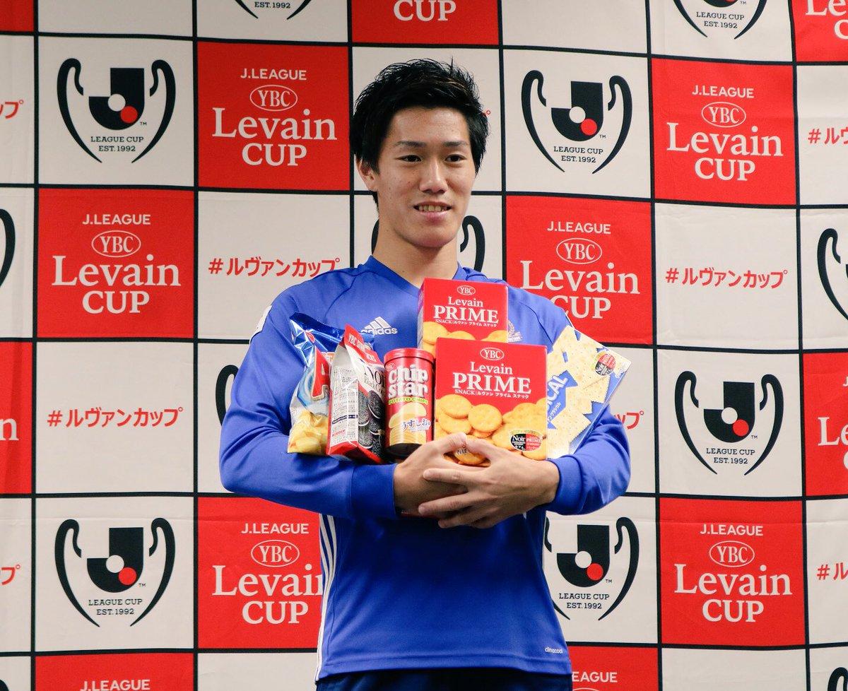 【ルヴァン杯】今年のニューヒーロー賞は横浜F・マリノスMF遠藤渓太!17年ぶり決勝進出に大きく貢献