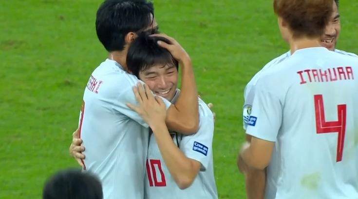 【南米選手権】日本は中島先制弾も追加点奪えず追いつかれドロー 2分1敗でGL敗退