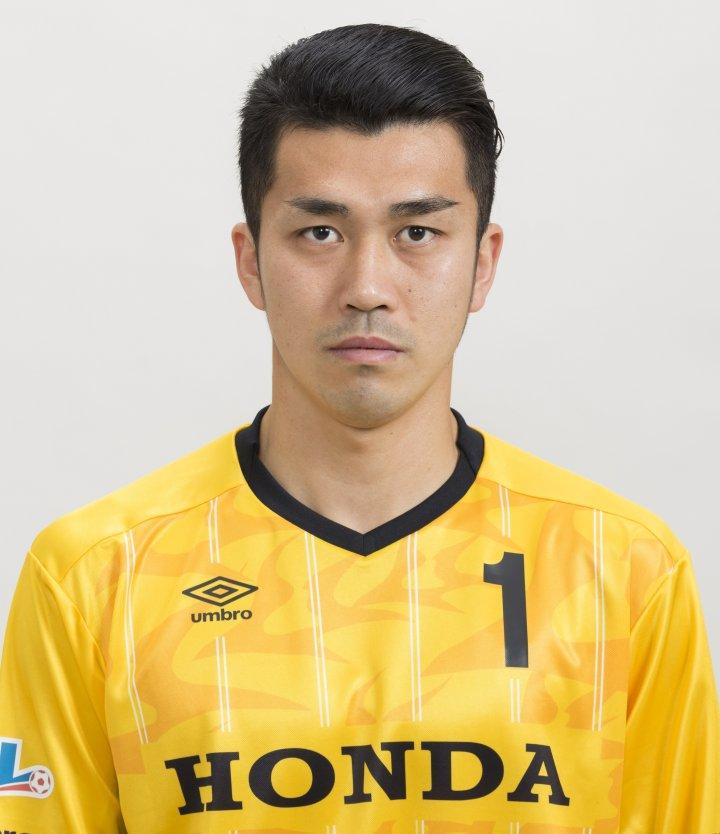 JFL】Honda FCがゴールキーパー...
