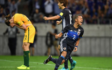 xxx during the FIFA World Cup Qualifier match between Japan and Australia at Saitama Stadium on August 31, 2017 in Saitama, Japan.
