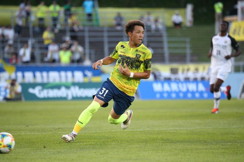 栃木SCがMF三宅海斗との契約解除を発表 昨年7月にドイツから逆輸入